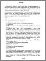 Диагностическая работа в формате огэ 2018 1 вариант – Материал для подготовки к ЕГЭ (ГИА) по русскому языку (9 класс) на тему: Диагностическая контрольная работа в формате ОГЭ | скачать бесплатно