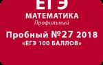 Тесты егэ пробные по математике – Пробные варианты ЕГЭ (профильного уровня) по математике — Архив файлов