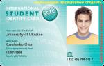 Isic карта где оформить – Международная студенческая карта ISIC, ITIC и IYTC — где оформить и как получить |
