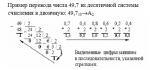Как перевести число из десятичной в восьмеричную – Перевод чисел из десятичной системы счисления в восьмеричную и наоборот.