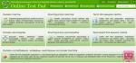 Онлайн тест по – Тесты онлайн в Online Test Pad